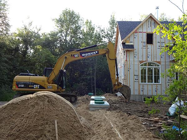 excavation g n rale robert daoust et fils inc. Black Bedroom Furniture Sets. Home Design Ideas