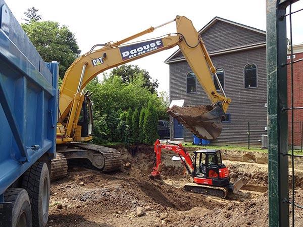 robert daoust - excavation générale